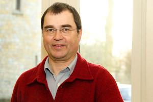 Pastor Günter Baum