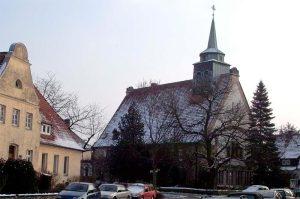 Friedenskirche/Jugendkirche (Foto: A. Bargheer)