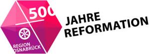 Logo Reformationsjubiläum Osnabrück