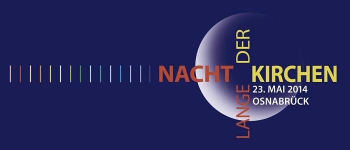 Logo Lange Nacht der Kirchen 2014