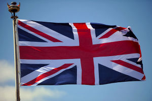 The Union Jack (Foto: LA(Phot) Simmo Simpson/MOD)