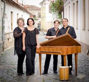 Das Ensemble Flauto Dolce (Foto: Flauto Dolce)
