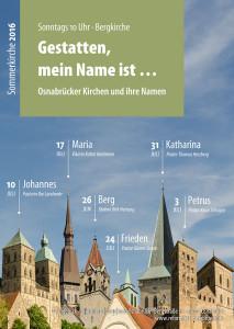 Sommerkirche 2016