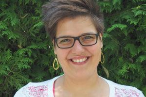 Portrait Pastorin Linda Janssen